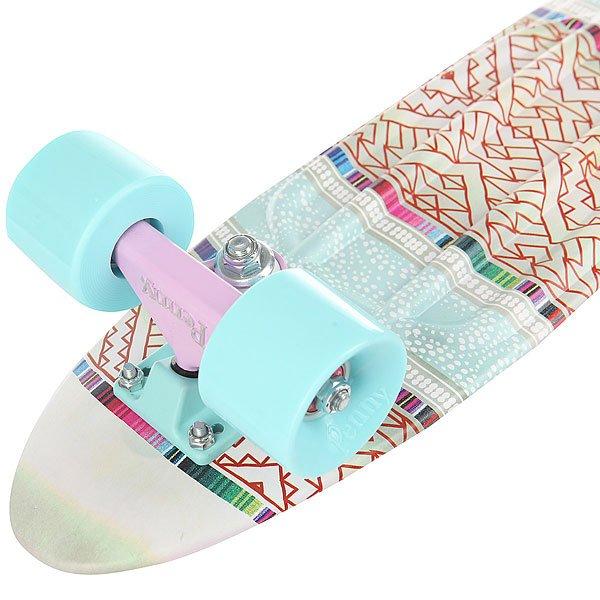 Скейт мини круизер Penny Original 22 Ltd Patchwork 6 x 22 (55.9 см)