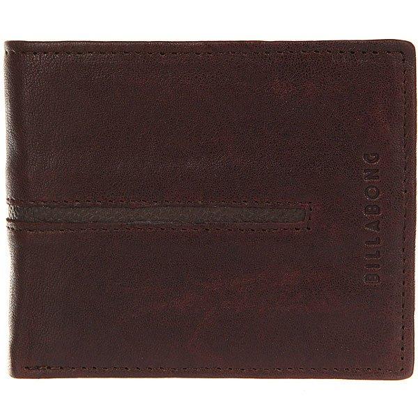 Купить Кошелек Billabong Empire Snap Wallet Chocolate 1178322