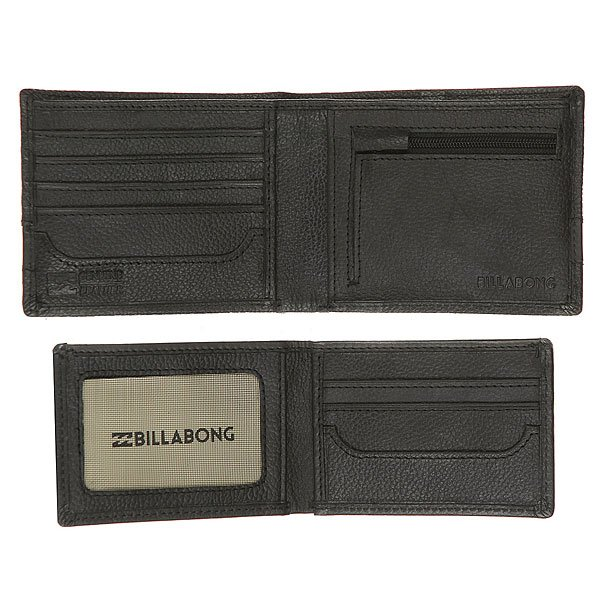 Кошелек Billabong Highway Wallet Black