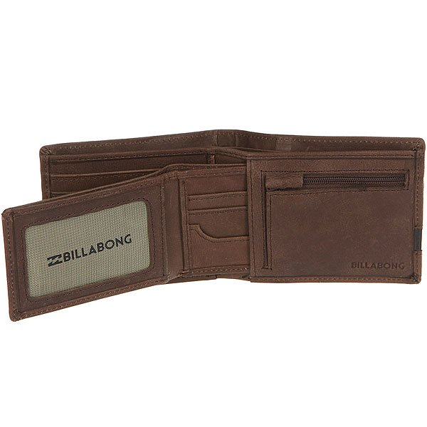 Кошелек Billabong Highway Wallet Chocolate