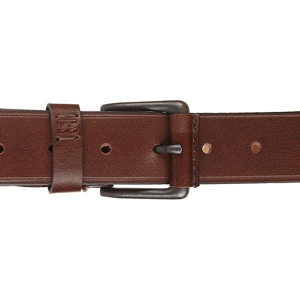 Ремень Billabong Curva Leather Belt Chocolate