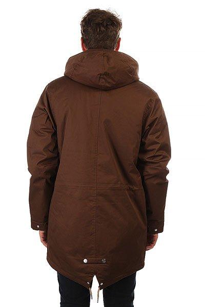 Куртка парка Devo General Sherman Brown