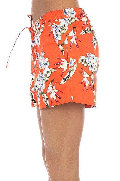 Шорты классические женские Flicka Count Saints Orange