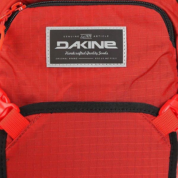 Рюкзак спортивный Dakine Drafter With Reservoir Red Rock
