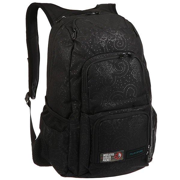 Рюкзак молодежный grizzly черный арт м-1057 bagland отличник рюкзак
