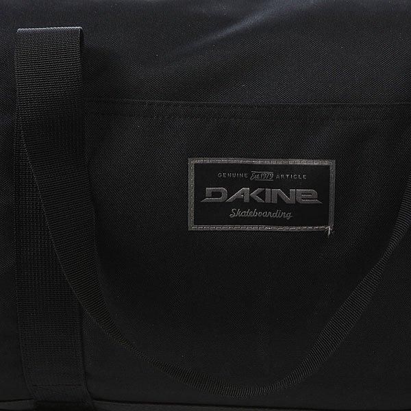 Сумка спортивная Dakine Park Duffle Black