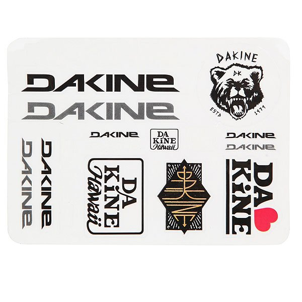 Пенал Dakine Accessory Case Palmapple