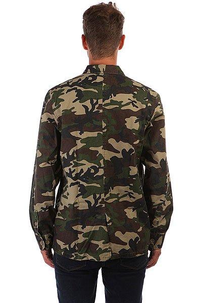 Рубашка Dickies Kempton Camouflage