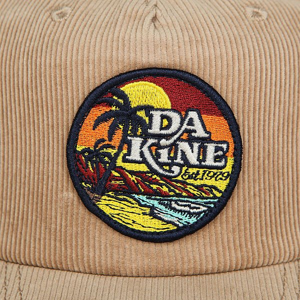 Бейсболка классическая Dakine Sunny Side Khaki