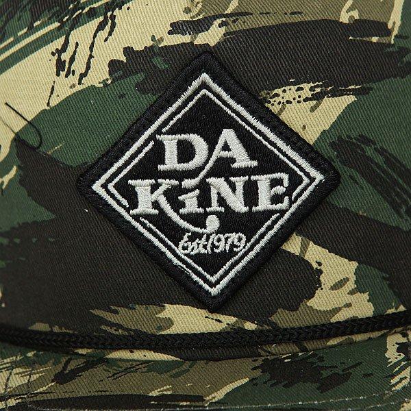 Бейсболка классическая Dakine Classic Diamond Camo / Black