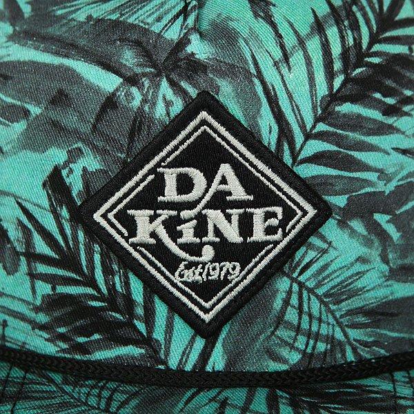 Бейсболка классическая Dakine Classic Diamond Painted Palm