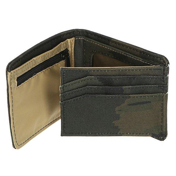 Кошелек Dakine Payback Wallet Marker Camo