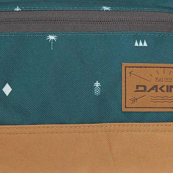 Сумка поясная Dakine Sling Pack Palmapple