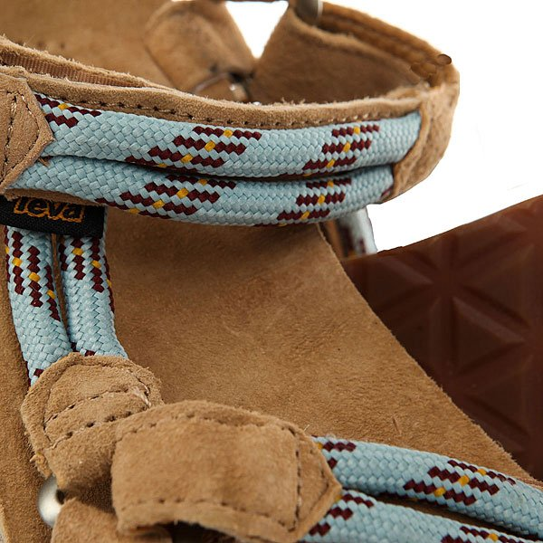 Сандалии женские Teva Original Universal Rope Canal Blue