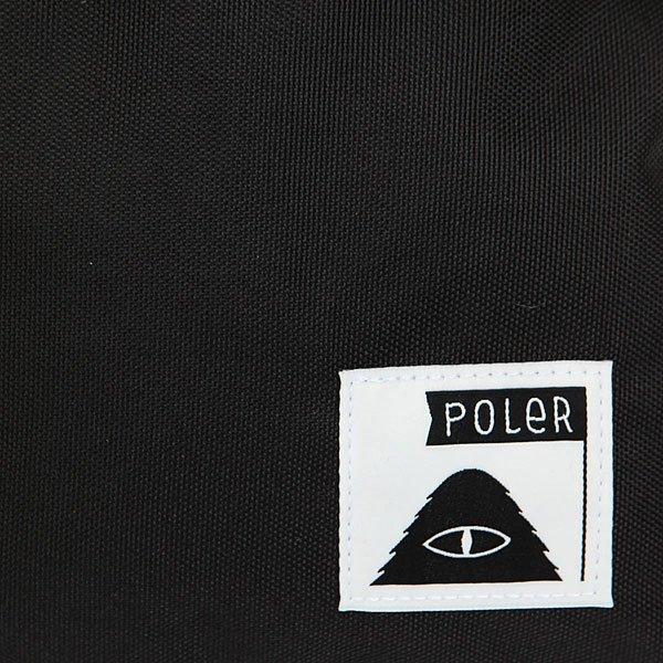 Пенал Poler Large Pouch Campdura Black