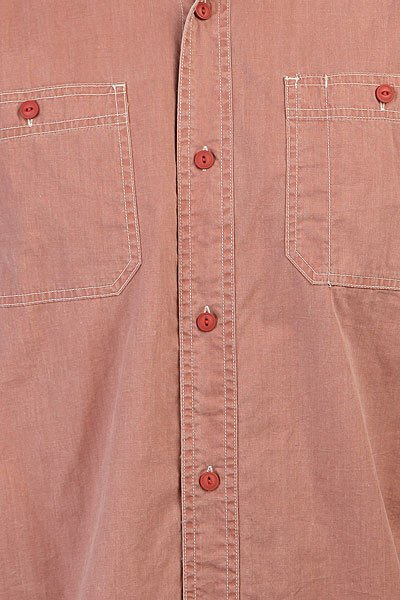 Рубашка Poler Washed Up L/S Woven Dusty Pink