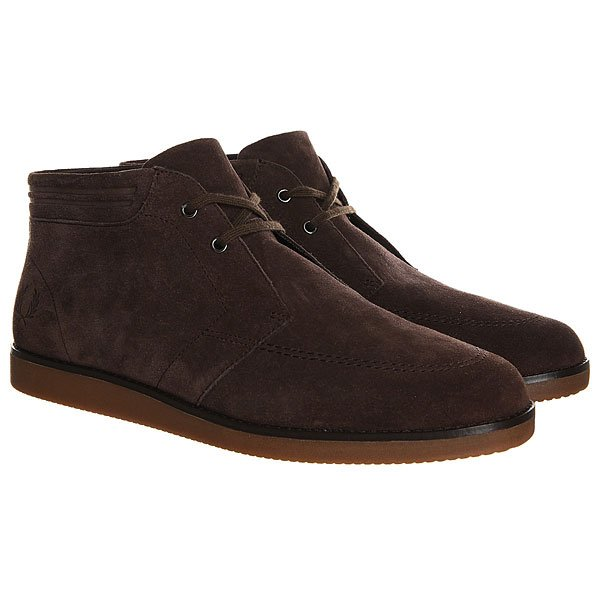 Ботинки высокие Fred Perry Southall Mid Suede 325