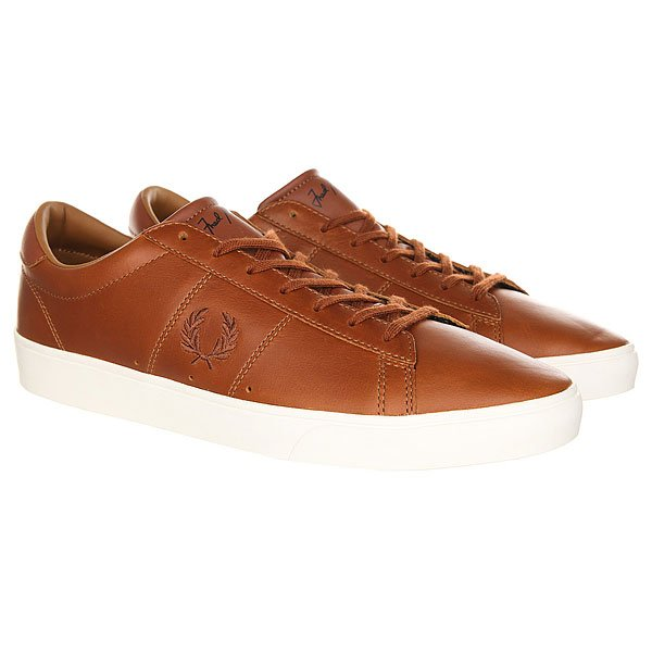 Ботинки низкие Fred Perry Spencer Leather 448