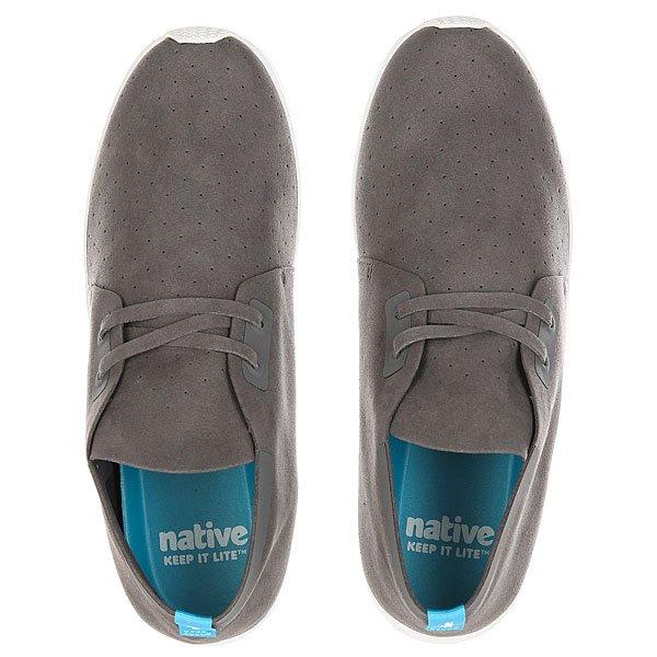 Ботинки высокие Native Apollo Chukka Dublin Grey