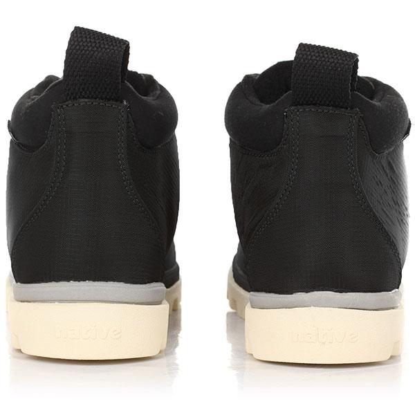 Ботинки высокие Native Fitzsimmons Jiffy Black