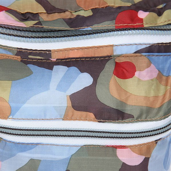 Сумка поясная Poler Stuffable Fanny Pack Birdy Print