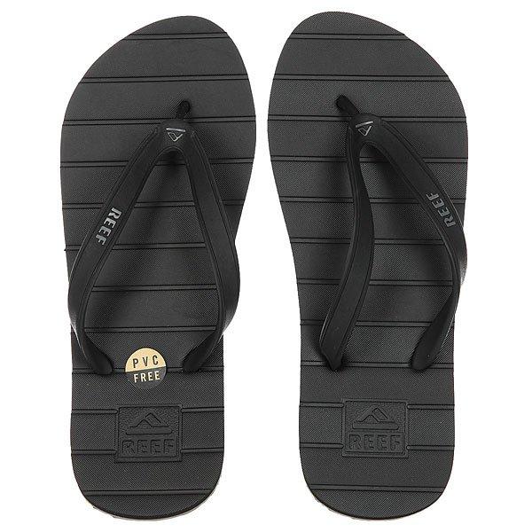 Вьетнамки Reef Switchfoot Black