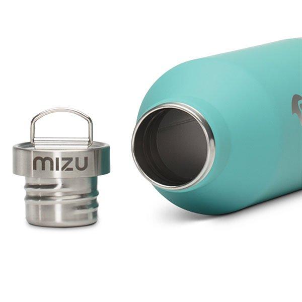 Бутылка для воды Mizu V6 Spearmint Le Steel Cap
