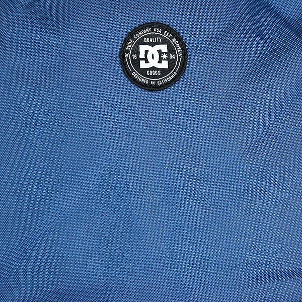 Рюкзак городской DC Backstack Washed Indigo Blue