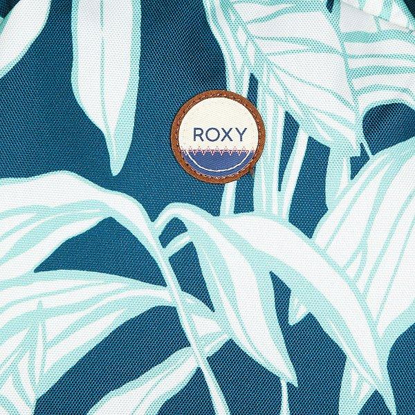 Рюкзак городской женский Roxy Carribean Reflective Pond Java