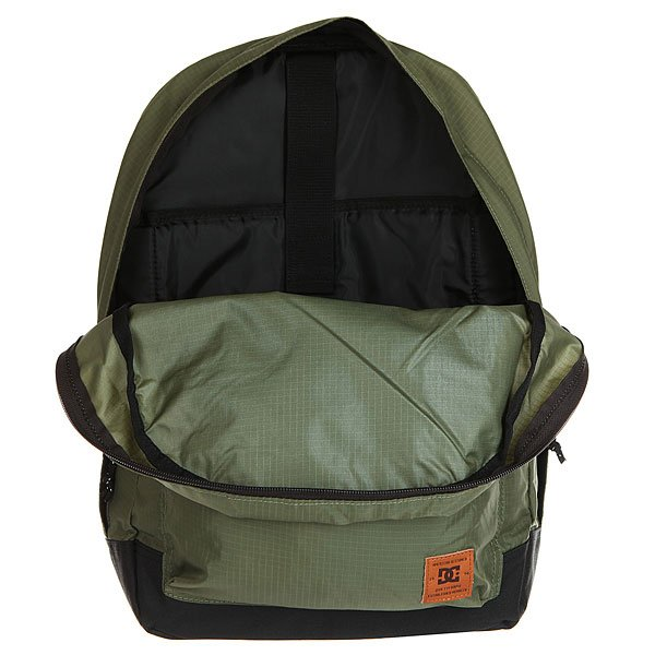 Рюкзак городской DC Backstack Fabri Vintage Green