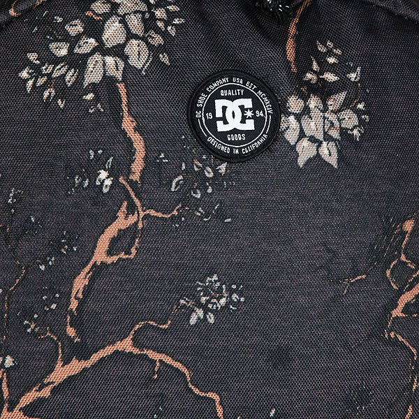 Рюкзак городской DC Backstack Print Black Autumn Charms
