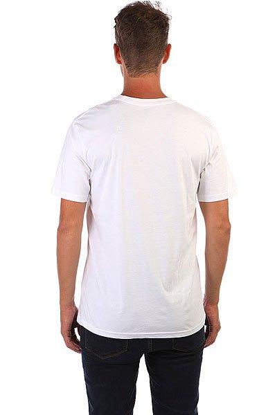 Футболка DC Tiago Switch White