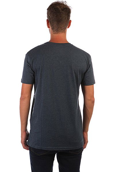 Футболка Quiksilver Sspretecleantur Dark Denim Heather