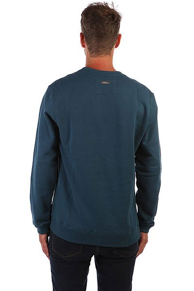 Свитшот Quiksilver Popthebell Major Blue