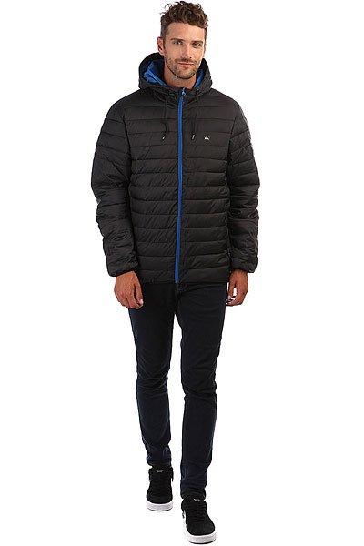 Куртка Quiksilver Everydayscaly Black/Turkish Sea
