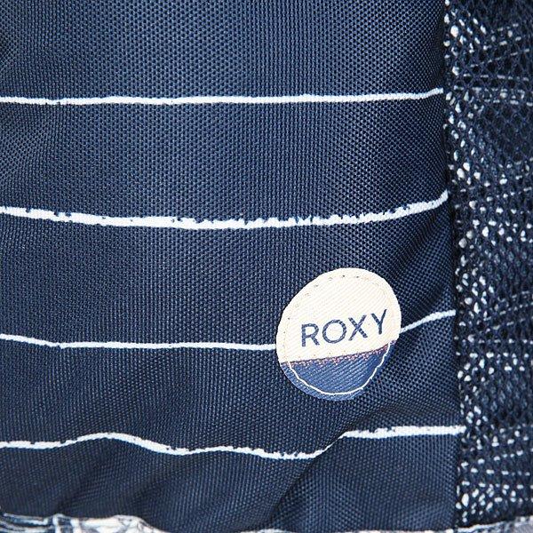 Рюкзак городской женский Roxy Take It Slow Dress Blues Chief Pr