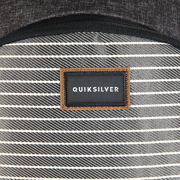 Рюкзак городской Quiksilver Schoolieplus Dark Grey Heather
