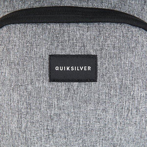 Рюкзак городской Quiksilver Schoolie Light Grey Heather