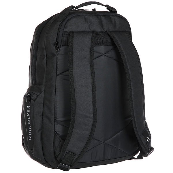 Рюкзак городской Quiksilver Schoolie Black
