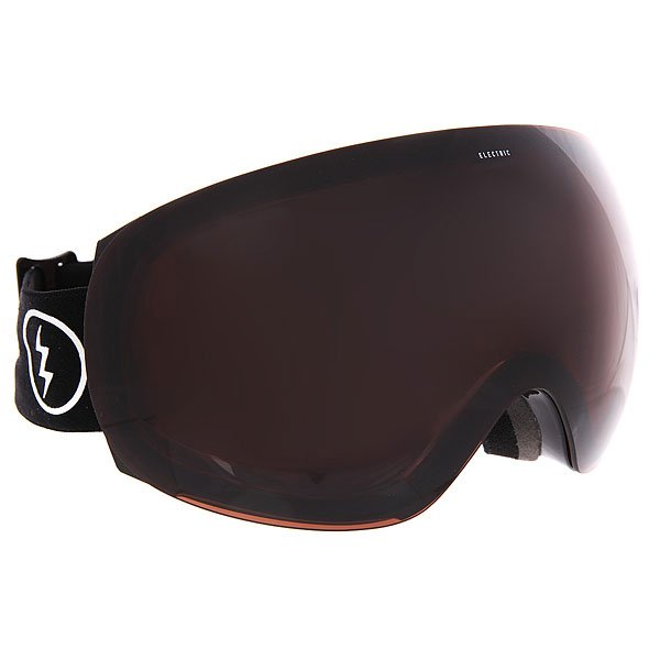 Маска для сноуборда Electric Eg3 Gloss Black Brose