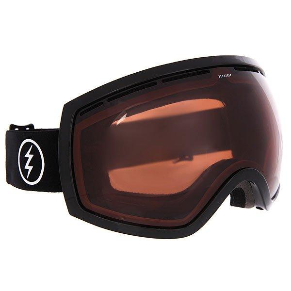Маска для сноуборда Electric Eg2 Gloss Black Brose