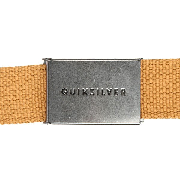 Ремень Quiksilver Principleiii Bone Brown