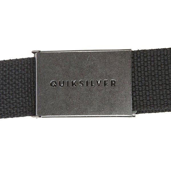 Ремень Quiksilver Principlei Black