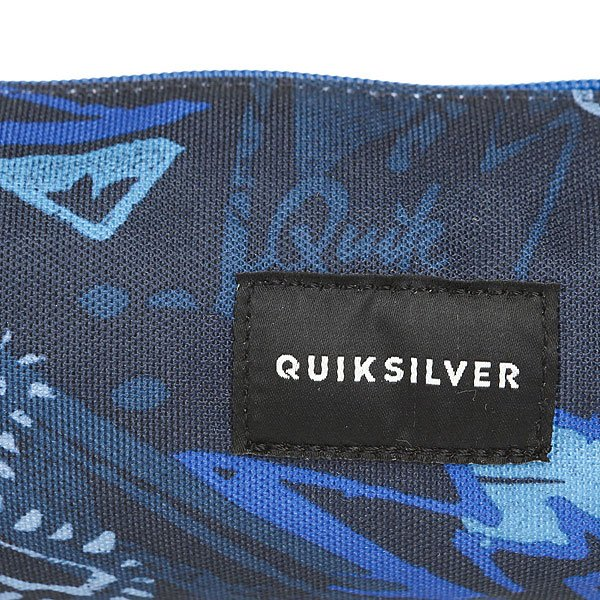 Пенал Quiksilver Penciloprint Dark Denim