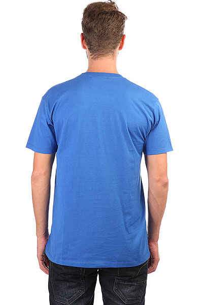 Футболка Independent Fade Cross Regular Royal Blue