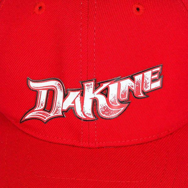 Кепка Dakine Tap Red