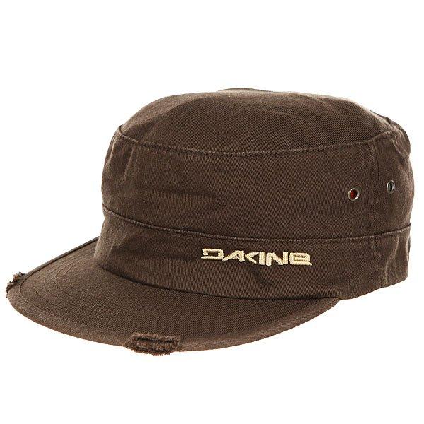 Кепка Dakine Military Brown