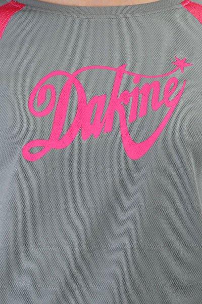 Футболка женская Dakine Shooting Star Grey
