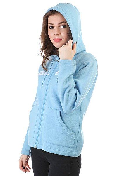 Толстовка кенгуру женская Dakine New Flow Blue