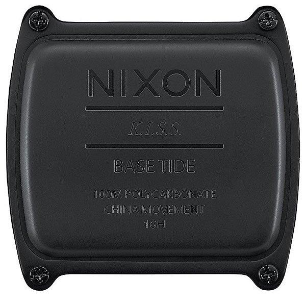 Электронные часы Nixon Base Tide Yellow